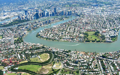 The sun is finally shining on Brisbane's housing market