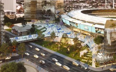 Major Gabba Stadium Revamp Plans Revealed